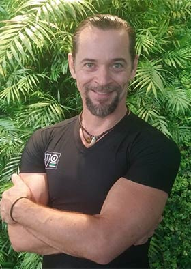 Davide Jelmini - Personal Trainer Club Move Lugano