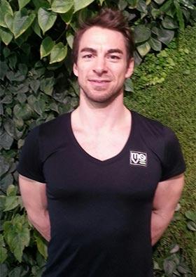 Flavien Conne - Personal Trainer Lugano